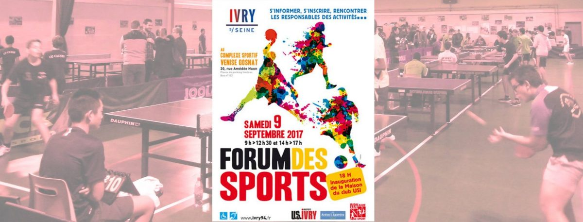 Bilan du Forum Des Sports 2017
