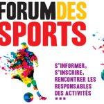 Forum des sports – Samedi 09 Septembre