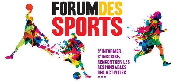 Forum des sports 09/09/17