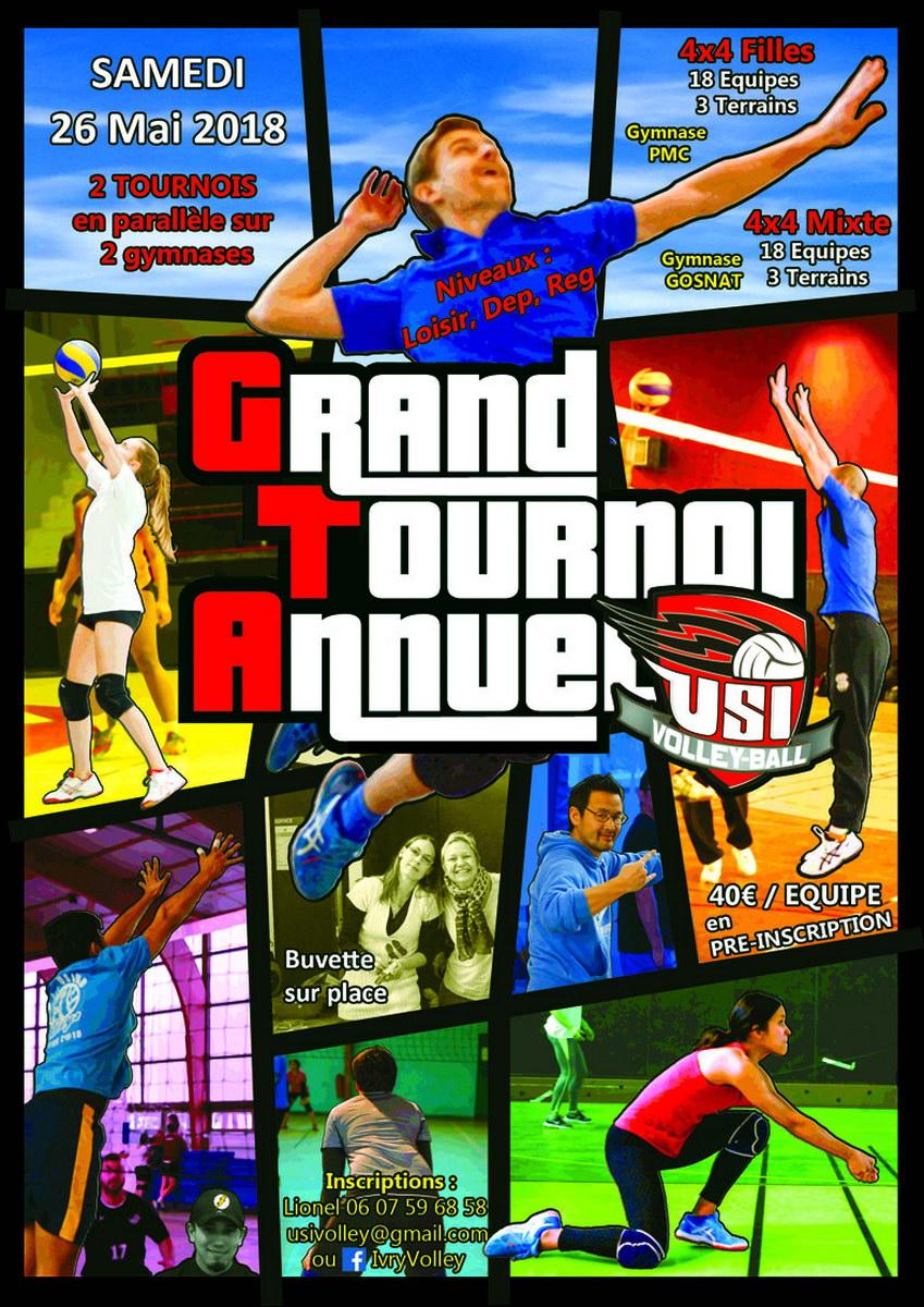 Grand Tournoi Annuel 2018