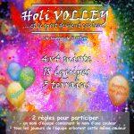 Résultat Tournoi Holi Volley 2019