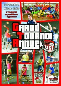Grand Tournoi Annuel 2019