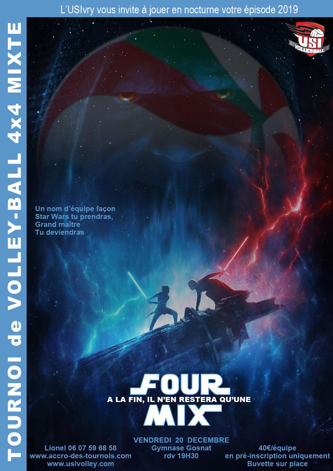 Tournoi Nocturne Fourmix 2019
