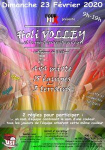 Tournoi Holi Volley 2020