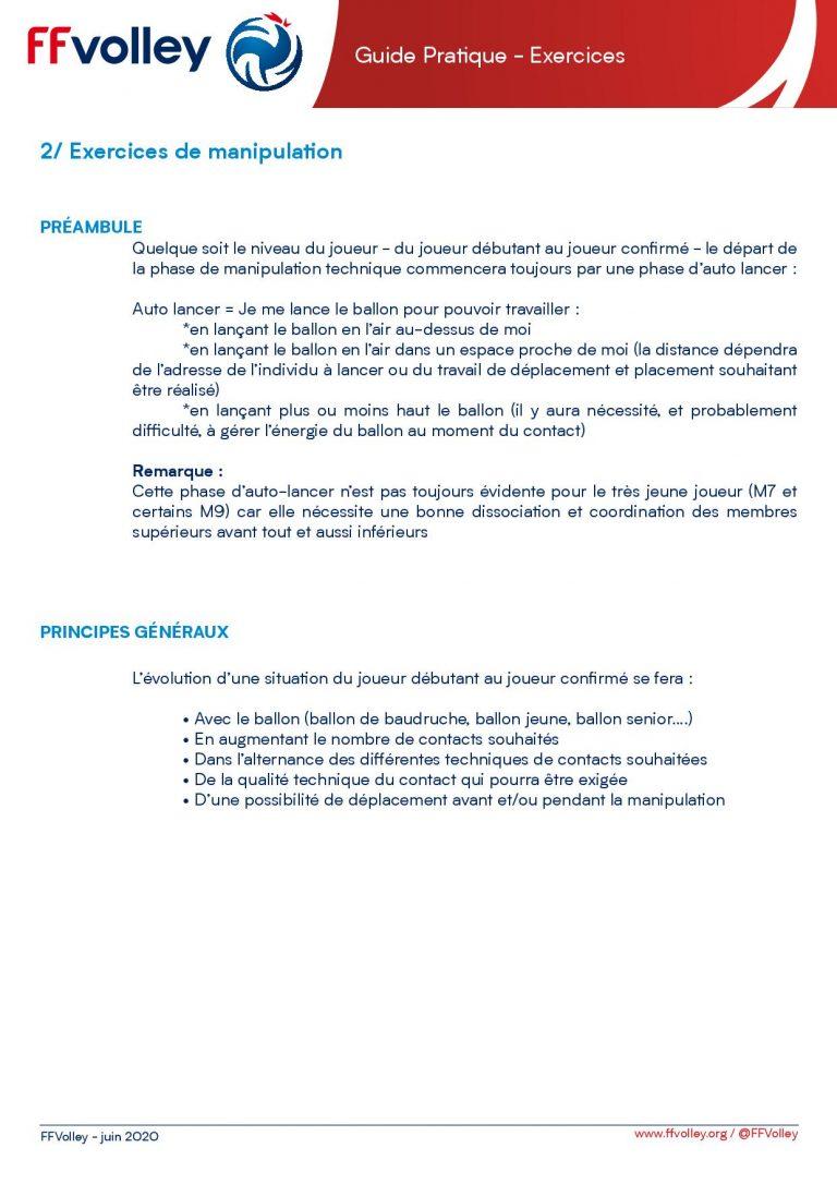 Guide Pratique FFVolley28